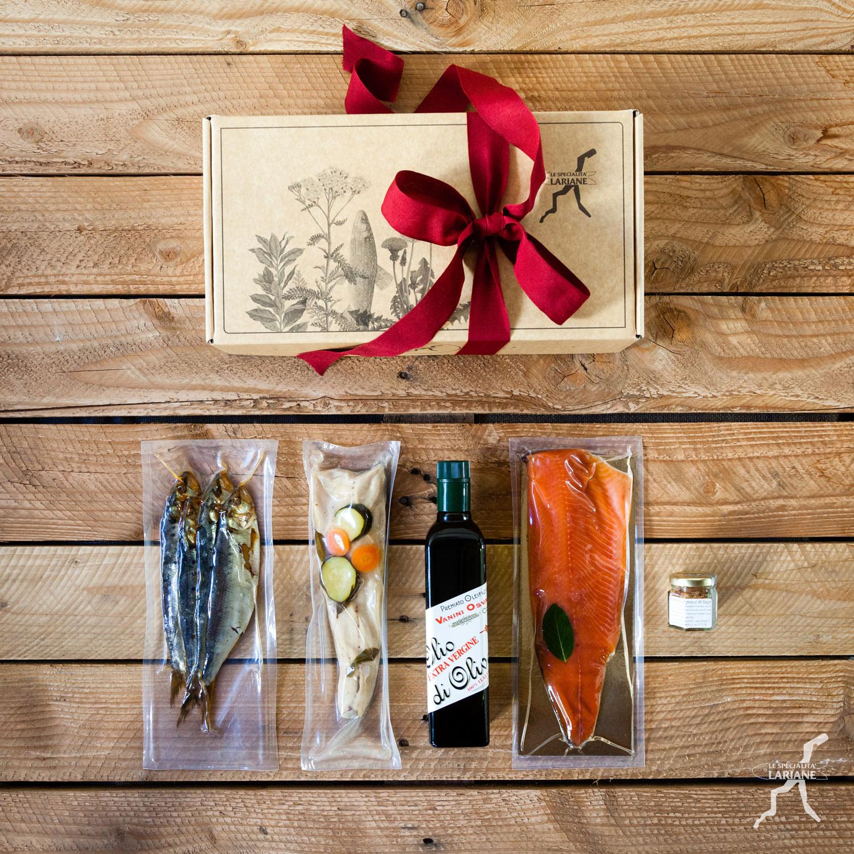 Confezioni regalo di Natale - Le Specialità Lariane - Lago di Como